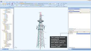 staad x tower at a glance research engineers