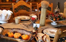 Thanksgiving Table 34 Natural Thanksgiving Table Settings Digsdigs
