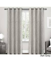 Blackout Curtains 108 Inches Spectacular Deal On Ati Home Forest Hill Blackout Woven Polyester