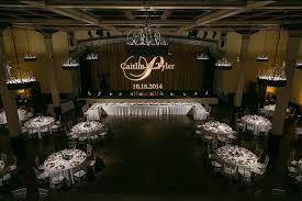 wedding backdrop monogram monogram gogo brilliant event and wedding lighting
