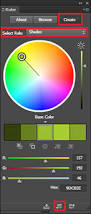 apply colors to objects in an adobe indesign document