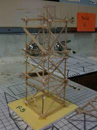 toothpick tower lab mr calaski