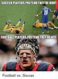 Soccer Player Meme - soccer players pretend they re hurt perrotta footballplayerspretend