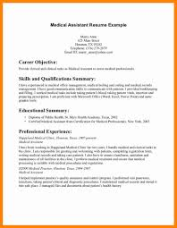 Public Health Resumes 8 Medical Assistant Resume Objectives New Hope Stream Wood