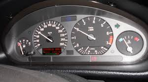 1992 e36 320i interesting gauge tests