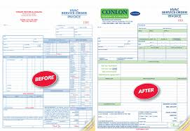 Lawn Maintenance Invoice Template by 6570 Landscape Work Orders 8 1 2 X 11