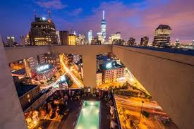 Top 10 Rooftop Bars New York The Ultimate Spring Guide To Nyc U0027s Best Rooftop Bars