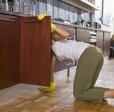 How To Stain Kitchen Cabinets by Best 20 Paint Particle Board Ideas On Pinterest Painting Veneer