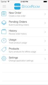 Stockroom Job Description Innovo Mobile Erp Software Solutions