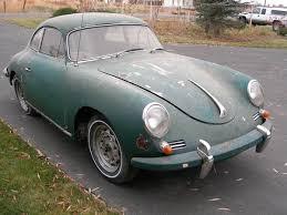 for restoration for sale porsche 356b restoration project 1960 for sale