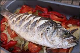 cuisiner le bar entier devilled mackerel chez becky et liz de cuisine anglaise