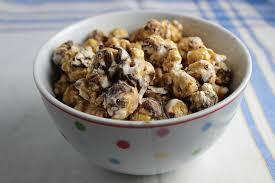 zebra popcorn is a fabulous snack recipe
