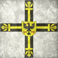 Military Flag Order Teutonic Order Grunge Flag 1230 1525 By Undevicesimus On