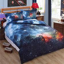 Duvet Covers Walmart Home Bedroom Sky Cosmos 3d Printed Duvet Cover Pillowcase Bedding