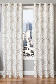 Trellis Curtain Panel Curtains Inches Long Hang Linen Best Extra Curtain Panels Images