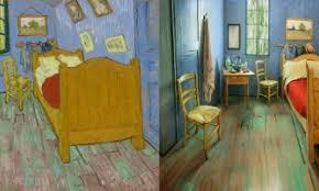 la chambre jaune gogh etats unis dormir dans la chambre de gogh pour dix