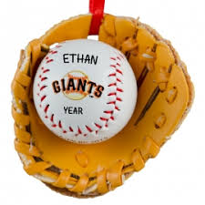 san francisco giants ornaments personalized ornaments for you