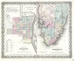 Charleston Sc Map File 1855 Colton Plan Or Map Of Charleston South Carolina And