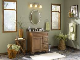 the olive toned greens are the best greens work with red brown