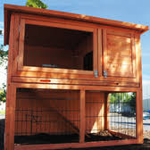 Double Decker Rabbit Hutch Pet Supplies Chicken Rabbit Ahha Products