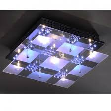 Wohnzimmerlampe Eiche Decken Led Lampe Carprola For