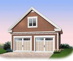 Just Garage Plans Plan 13 086 Just Garage Plans Garage Plans Detached