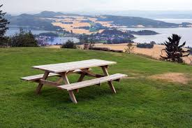 Plans For Building Picnic Table Bench by 13 Free Picnic Table Plans In All Shapes And Sizes
