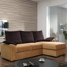 canap d angle tissu marron canap d angle tissu beige great comforium canap duangle convertible