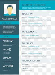Business Resumes Templates Resume Template Png Vectors Psd And Icons For Free Download