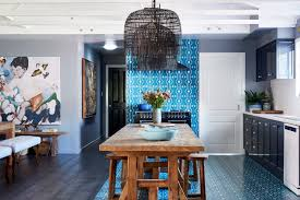 kitchen apartment therapy why works killer combo kitchen dining room australia