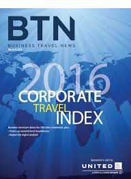 Tennessee global business travel images Btn 39 s 2016 corporate travel index business travel news png