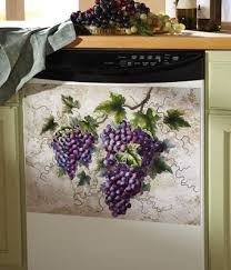 Grapes Kitchen Curtains 128 Best Grape And Wine Kitchen Decor Images On Pinterest