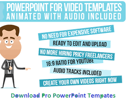 powerpoint video templates free download ghw