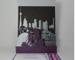 you are special today plate3d wedding invitations wedding pop up invitations pop up occasions