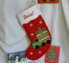 personalized christmas for kids gift truck christmas kids personalized christmas