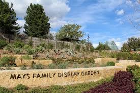 San Antonio Botanical Gardens Events San Antonio Botanical Garden Opens New Areas To Visitors San