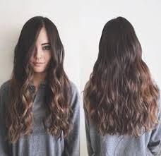 shoulder length wavy hair with bangs beauty pinterest hair