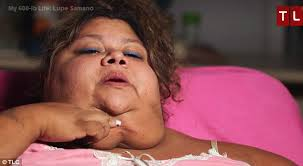 lupe from my 600 lb life obese 600lb woman who hasn t been able to get out of bed in 12 years