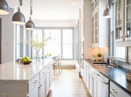 kitchen countertop ideas with white cabinets mixed kitchen countertop ideas transitional kitchen