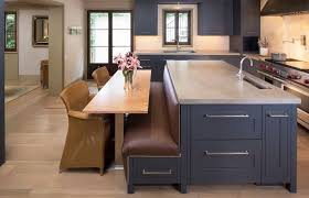 how a kitchen table with bench seating can totally complete your home within seat decor 9