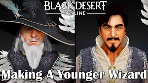 bdo wizard costume bdo making a young wizard in black desert online youtube