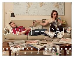 Creative Save The Dates 12 Insanely Creative Ideas For Save The Dates Bridal Guide