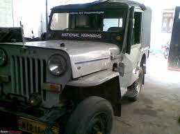 jeep kaiser mahindra kaiser cj3b rhd 1969 petrol power team bhp