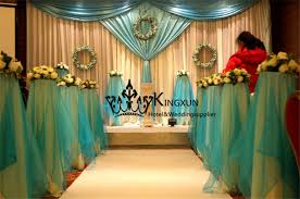 wedding backdrop prices cheap price wedding backdrop wedding drape curtain white and blue