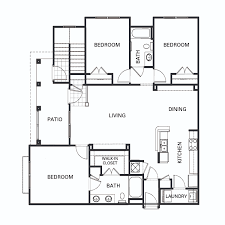 Cielo Apartments Charlotte Nc by One Two U0026 Three Bedroom Apartments In Charlotte Nc The