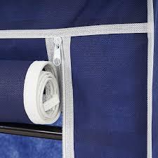 kleiderschrank aus stoff schuhschrank campingschrank faltschrank kleiderschrank stoff