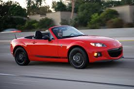 mazda convertible price 2015 mazda mx 5 miata selling in low numbers