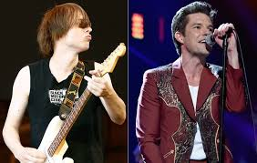 the killers fan club watch the vines craig nicholls join the killers on stage in sydney