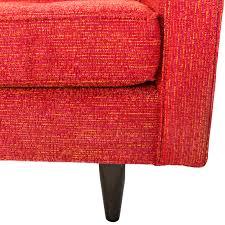 Sofa Rental Audrey Sofa Red Rentals Event Sofa Rental Formdecor Furniture