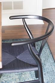dining room refresh u0026 mid century style chairs erin spain